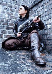 Cosplay-Cover: Arya Stark
