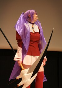 Cosplay-Cover: Haqua de Lot Herminium
