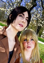 Cosplay-Cover: Ymir『Scouting Legion』