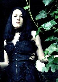 Cosplay-Cover: Vampir-Lady