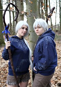 Cosplay-Cover: Jacky Frost