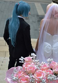 Cosplay-Cover: Sheryl Nome [Wedding]