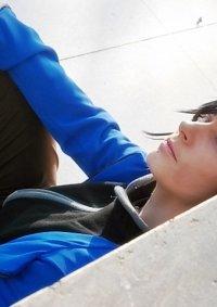 Cosplay-Cover: Gareki (blue Coat)