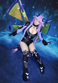 Cosplay-Cover: Purple Heart
