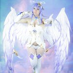Cosplay: Purple Heart - Cyberdimension Neptunia