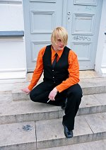 Cosplay-Cover: Sanji [Water 7]