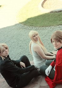 Cosplay-Cover: Alphonse Elric [Movie Version]