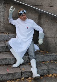 Cosplay-Cover: Dr. Horrible (Dr. Horrible's Sing-Along-Blog)