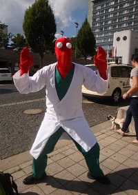 Cosplay-Cover: Dr. John Zoidberg