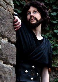 Cosplay-Cover: Galahad (King Arthur)