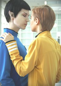 Cosplay-Cover: Spock [Beyond]
