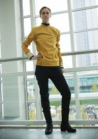 Cosplay-Cover: James T. Kirk [Beyond]