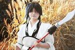 Cosplay-Cover: Hakuryuu Ren (noch ohne Holzarm)