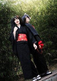 Cosplay-Cover: Hatsune Miku [Musunde Hiraite Rasetsu to Mukuro]