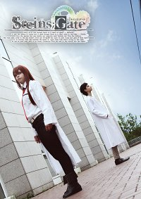 Cosplay-Cover: Kurisu Makise ~Assistant Vers.~