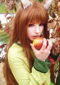 Cosplay-Cover: Holo [Green Dress]