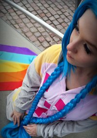 Cosplay-Cover: Nyan-Cat [Blue]