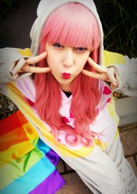 Cosplay-Cover: Nyan-Cat [Pink]