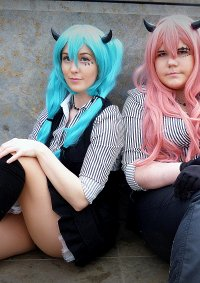 Cosplay-Cover: Hatsune Miku (PokerFace)