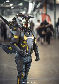 Cosplay-Cover: Yellowjacket (Film Ant-Man 2015)