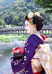 Cosplay-Cover: Maiko/Geisha