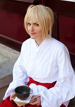 Cosplay-Cover: Saber Miko