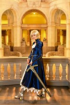 Cosplay-Cover: Saber  セイバー