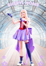 Cosplay-Cover: Sheryl Nome Noir - シェリル・ノーム