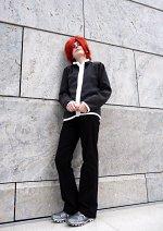 Cosplay-Cover: Mikoto Yutaka (Schuluniform)
