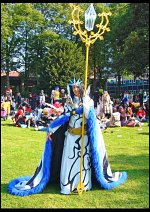 Cosplay-Cover: Ashura-oh