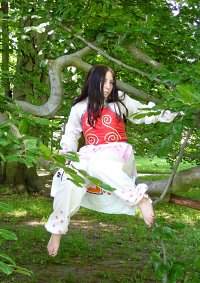 Cosplay-Cover: China-dressed