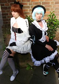 Cosplay-Cover: Asuka (Lolita Version)