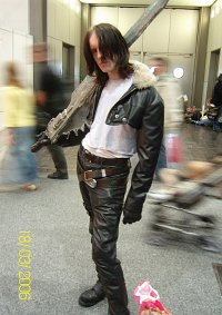 Cosplay-Cover: Squall