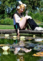 Cosplay-Cover: Kagamine Rin • Basic [Vocaloid 2]