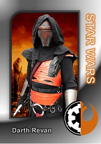 Cosplay-Cover: Darth Revan - Metal Suitarmor