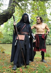 Cosplay-Cover: Darth Draganus-Revan