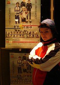 Cosplay-Cover: Shishido Ryou (Senbatsu Camp)