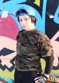 Cosplay-Cover: Shishido Ryou - CamouflageOutfit