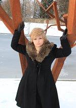Cosplay-Cover: Tenou Haruka (Wintermantel Partnerlook)
