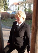 Cosplay-Cover: Draco Malfoy - Anzug
