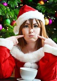 Cosplay-Cover: Yui Hirasawa - Christmas Edition