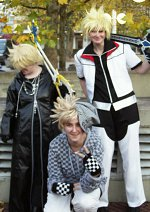 Cosplay-Cover: Roxas (Twilight Town)