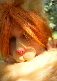 Cosplay-Cover: Garfield