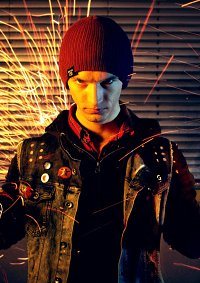 Cosplay-Cover: Delsin Rowe
