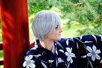 Cosplay-Cover: Zero Kiryuu (Kimono)
