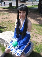 Cosplay-Cover: Ultear (Grimoire Heart)