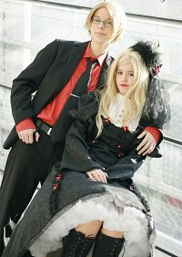 Cosplay-Cover: Alfred F. Jones - [ Amore Mio ]
