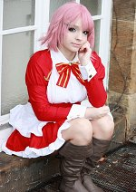 Cosplay-Cover: Lisbeth