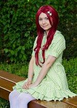 Cosplay-Cover: Tsubomi Hanasaki [green dress]