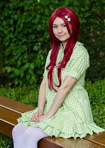 Cosplay-Cover: Tsubomi Hanasaki [green dress]
